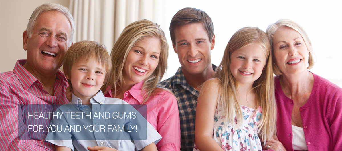 Healthy Teeth and Gums for You and Your Family with Dr. Russell Kiser