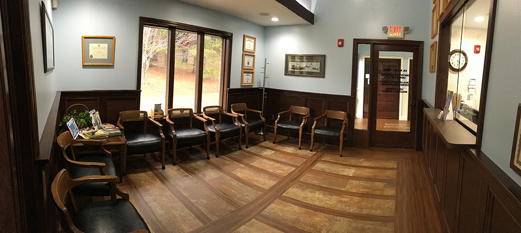 Our Office, Waiting Room | Advanced Dentistry & Dental Implant Center